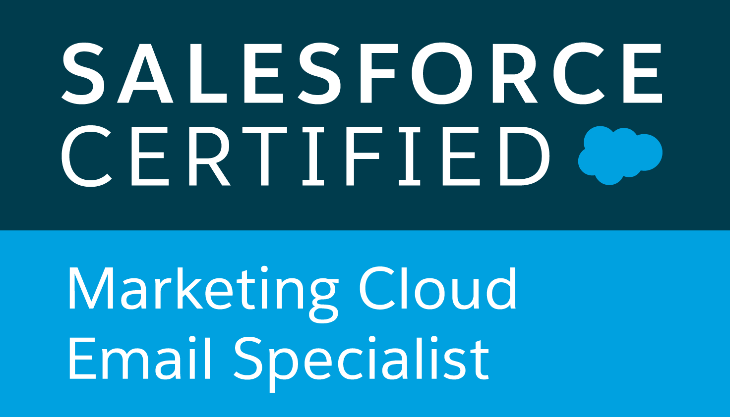 SF Marketing Cloud Email Specialist