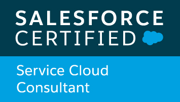 SF - Service Cloud Consultant