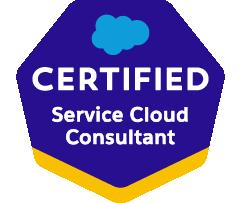 SF - Service Cloud Consultant